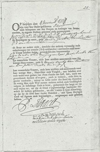 Trouwakte Pietervd Ingh- marijtje van Zanten 1737.jpg